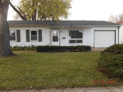 330 Macon Avenue, Romeoville, IL 60446 - MLS#: 09799290