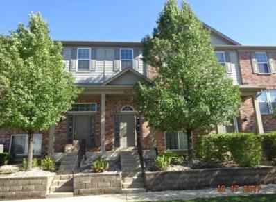 1513 BRISTOL Lane UNIT 4, Wood Dale, IL 60191 - MLS#: 09799324