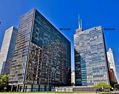 900 N Lake Shore Drive UNIT 1504, Chicago, IL 60611 - MLS#: 09799709