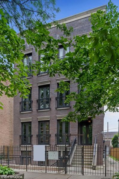 1120 N WOOD Street UNIT 1, Chicago, IL 60622 - MLS#: 09799724