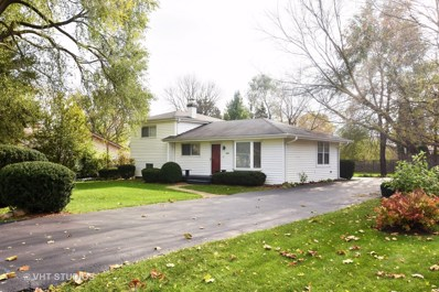 16161 W Pope Boulevard, Prairie View, IL 60069 - MLS#: 09799804