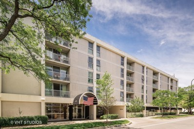 1625 Sheridan Road UNIT 506, Wilmette, IL 60091 - MLS#: 09800105