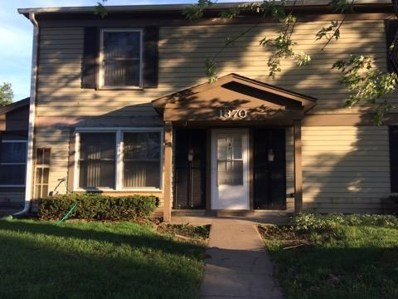1370 N Glen Circle UNIT A, Aurora, IL 60506 - MLS#: 09800236