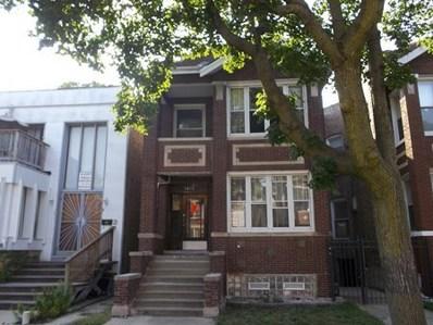 7418 S Eberhart Avenue, Chicago, IL 60619 - MLS#: 09800320