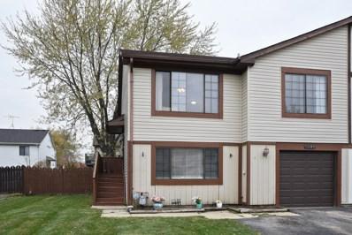 2058 Leeward Lane, Hanover Park, IL 60133 - MLS#: 09800399