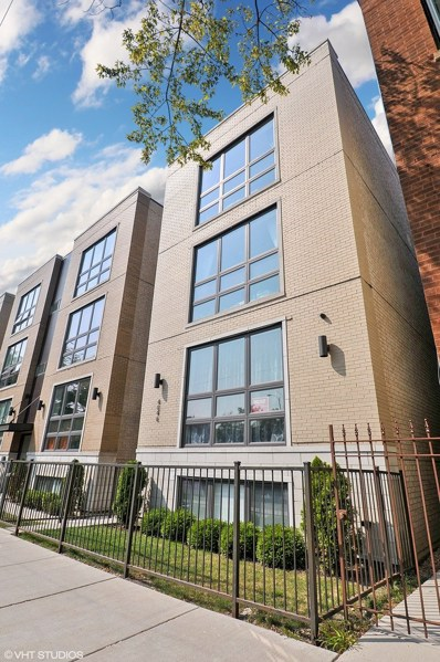 4046 N WESTERN Avenue UNIT 3, Chicago, IL 60618 - MLS#: 09800469