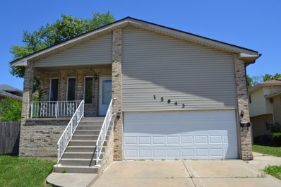 15643 Maryland Avenue, Dolton, IL 60419 - MLS#: 09800640
