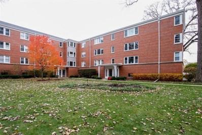 400 Laurel Avenue UNIT 2-SOUTH, Wilmette, IL 60091 - MLS#: 09800641