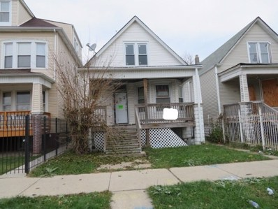 1512 W 72nd Street, Chicago, IL 60636 - MLS#: 09800879