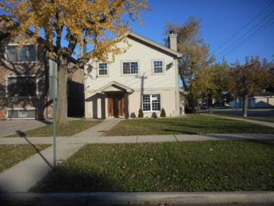 2001 N 74th Court NORTH, Elmwood Park, IL 60707 - MLS#: 09800998