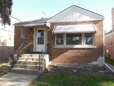 337 Granville Avenue, Bellwood, IL 60104 - MLS#: 09801041