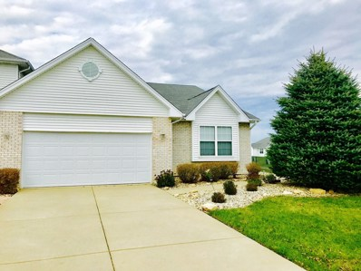 201 White Hawk Way, Manteno, IL 60950 - #: 09801426