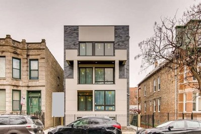 1112 N Mozart Street UNIT 3, Chicago, IL 60622 - MLS#: 09801545