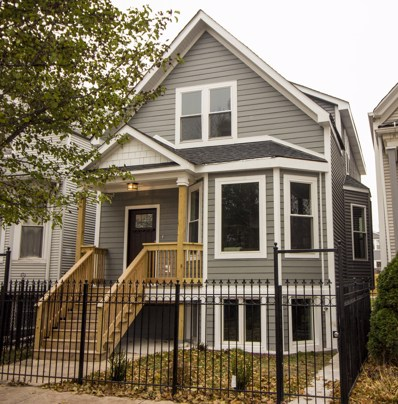 2523 N Monticello Avenue, Chicago, IL 60647 - MLS#: 09801889