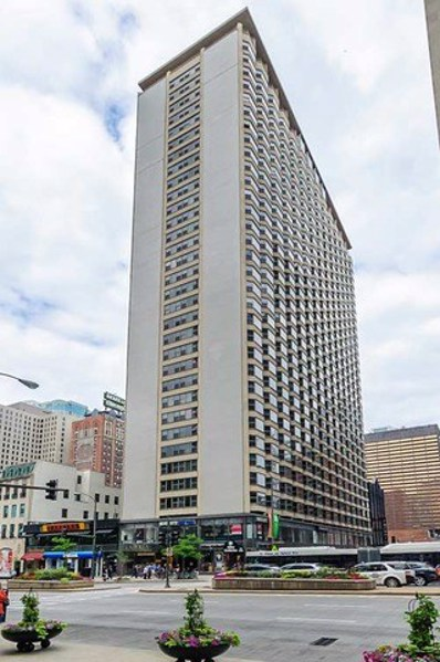 535 N Michigan Avenue UNIT 2411, Chicago, IL 60611 - MLS#: 09801918