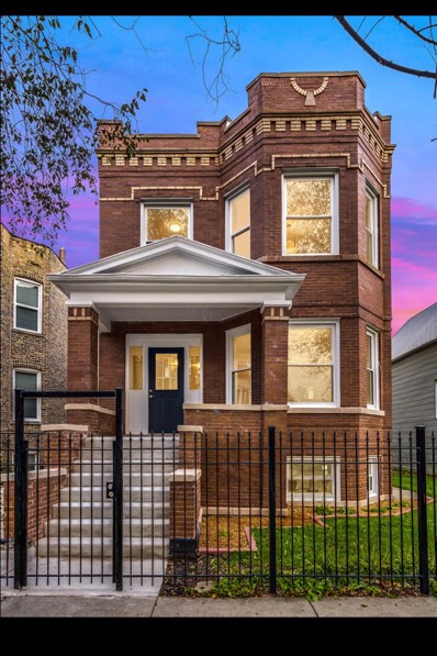 2437 N Hamlin Avenue, Chicago, IL 60647 - MLS#: 09802007