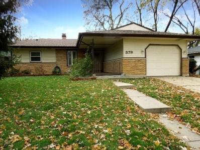 579 Verde Lane, Elk Grove Village, IL 60007 - #: 09802024