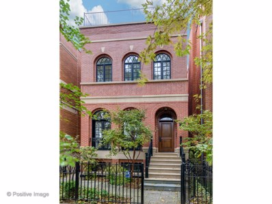 832 W Lill Avenue, Chicago, IL 60614 - MLS#: 09802323
