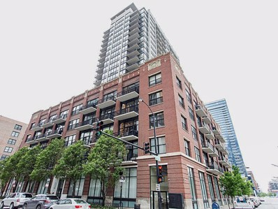 210 S Desplaines Street UNIT 209, Chicago, IL 60661 - MLS#: 09802463