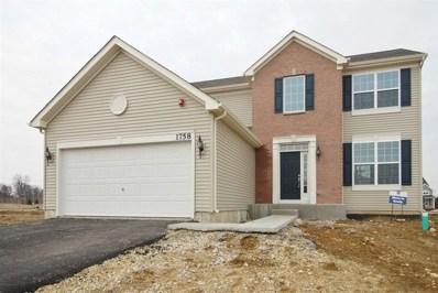 5801 FAIRVIEW Lane, Hoffman Estates, IL 60192 - MLS#: 09802686