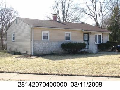 3301 Roesner Drive, Markham, IL 60428 - MLS#: 09802873