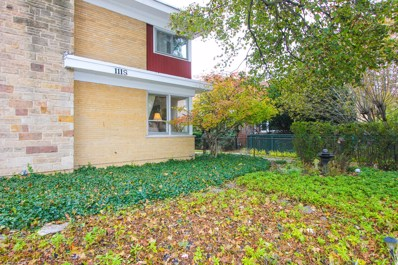 1118 N Harlem Avenue UNIT A, River Forest, IL 60305 - MLS#: 09802979