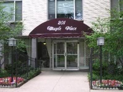 201 S Maple Avenue UNIT 403, Oak Park, IL 60302 - #: 09803118