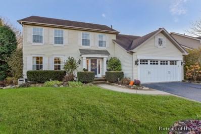 577 Lakeview Drive, Oswego, IL 60543 - MLS#: 09803205