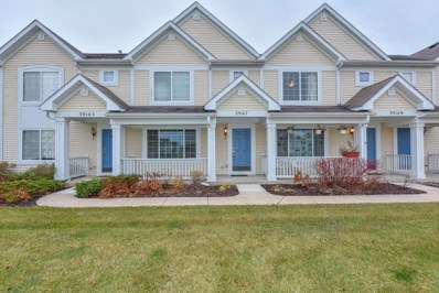 39167 N Aberdeen Lane UNIT 39167, Beach Park, IL 60083 - MLS#: 09803484