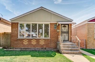 4733 S La Crosse Avenue, Chicago, IL 60638 - MLS#: 09803753