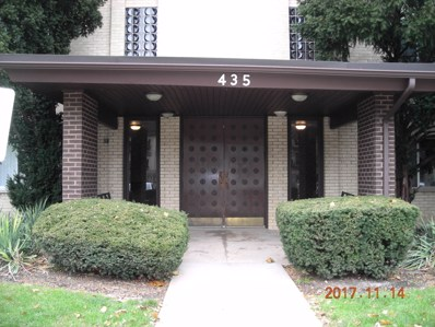 435 S Cleveland Avenue UNIT 101S, Arlington Heights, IL 60005 - MLS#: 09803754
