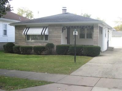 517 N Reed Street, Joliet, IL 60435 - MLS#: 09804024