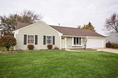 63 Brock Way, Oswego, IL 60543 - MLS#: 09804143