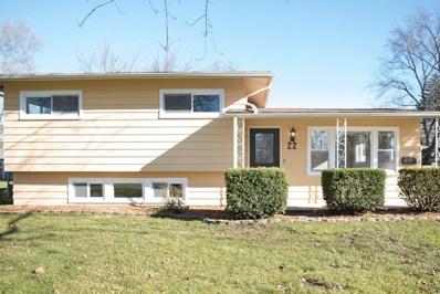 22 Greenfield Road, Montgomery, IL 60538 - MLS#: 09804149