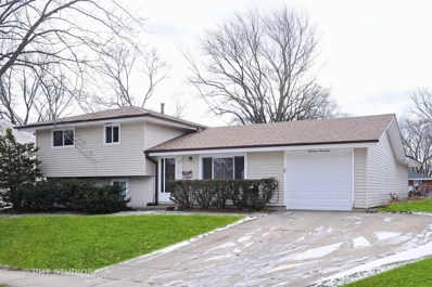 1417 Norwell Lane, Schaumburg, IL 60193 - MLS#: 09804800