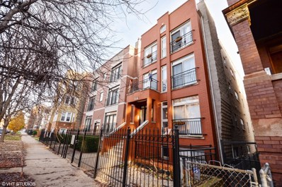 2447 W Walton Street UNIT 3, Chicago, IL 60622 - MLS#: 09805000