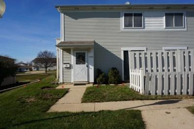 1543 CORNELL Place, Hoffman Estates, IL 60169 - MLS#: 09805039