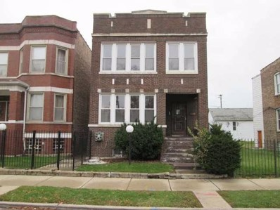 7451 S Champlain Avenue, Chicago, IL 60619 - MLS#: 09805327