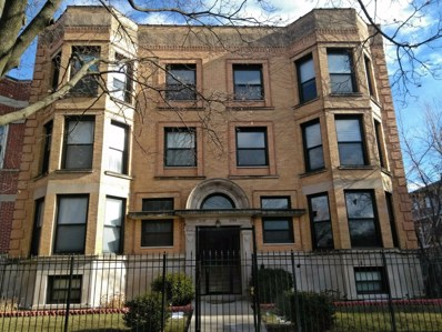 6547 S ELLIS Avenue UNIT 2, Chicago, IL 60637 - MLS#: 09805484