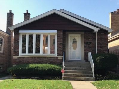 5536 S Karlov Avenue, Chicago, IL 60629 - MLS#: 09805536