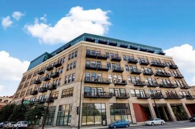 1645 W OGDEN Avenue UNIT 601, Chicago, IL 60607 - MLS#: 09805573