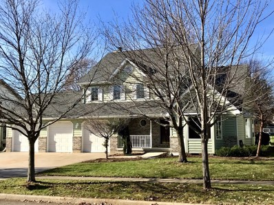 1525 W Crayton Circle, Dekalb, IL 60115 - MLS#: 09805621