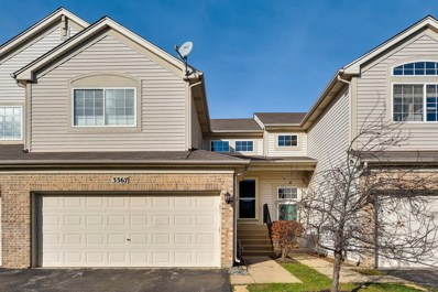 3367 Blue Ridge Drive UNIT 3367, Carpentersville, IL 60110 - MLS#: 09805696
