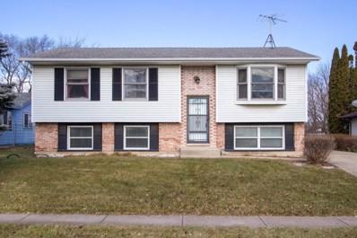 814 Oakton Avenue, Romeoville, IL 60446 - MLS#: 09806412