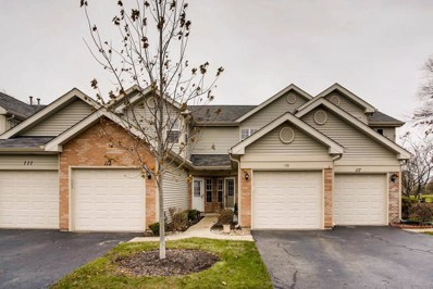115 GOLFVIEW Drive UNIT 115, Glendale Heights, IL 60139 - #: 09806416