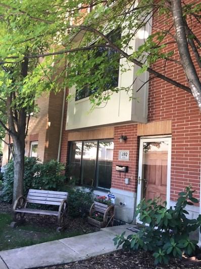 1192 Clarence Avenue UNIT 7, Oak Park, IL 60304 - MLS#: 09806465