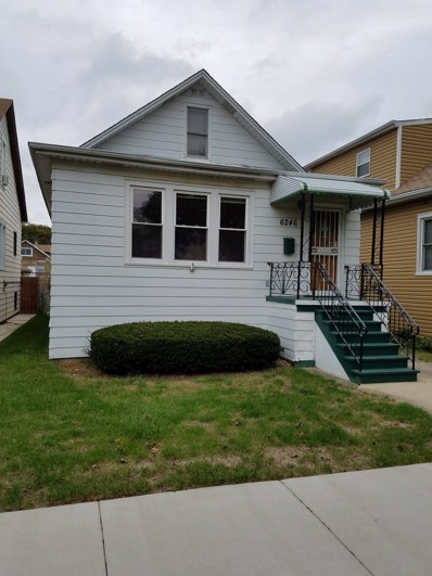 6246 W Warwick Avenue, Chicago, IL 60634 - MLS#: 09807030