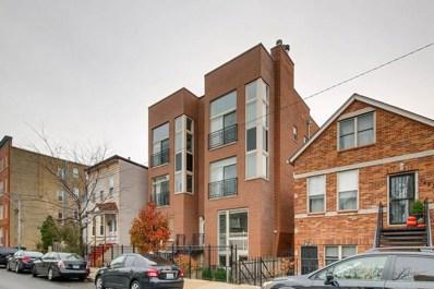 1421 W Walton Street UNIT 1W, Chicago, IL 60642 - MLS#: 09807139