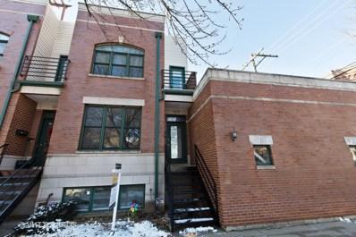 3608 N Leavitt Street, Chicago, IL 60618 - MLS#: 09807152