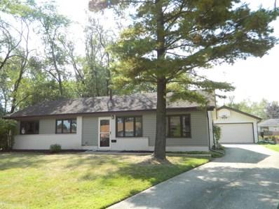 195 Kingman Lane, Hoffman Estates, IL 60169 - #: 09807742